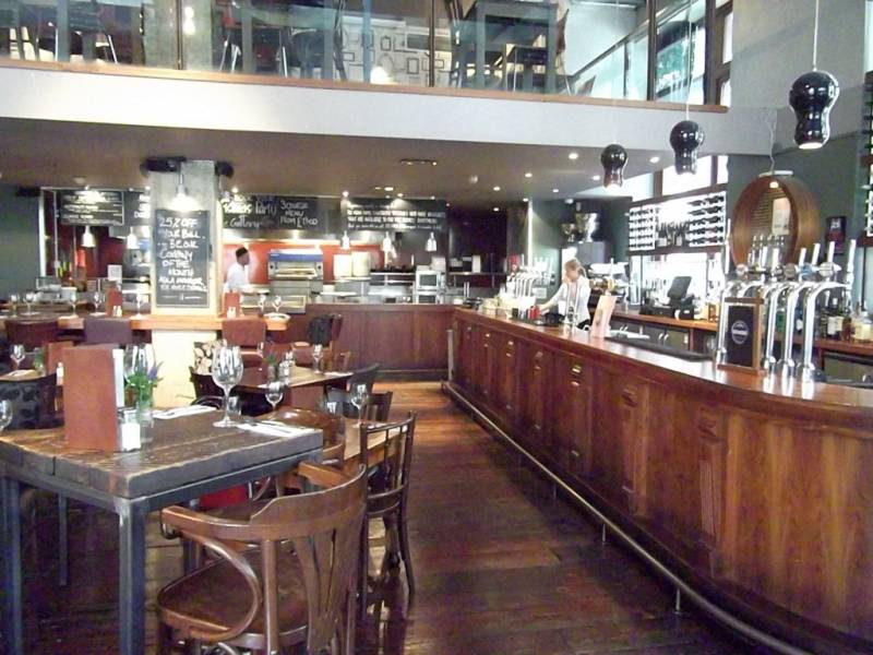 city centre bars